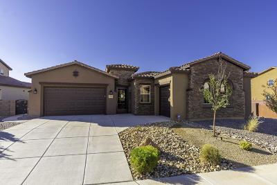 Rio Rancho Single Family Home For Sale: 908 Mesa Roja Trail NE