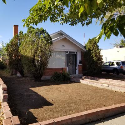 Albuquerque Multi Family Home For Sale: 2118 Oxford Avenue SE