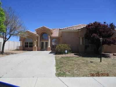 Rio Rancho Single Family Home For Sale: 3561 Calle Suenos SE