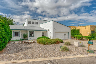 Rio Rancho Single Family Home For Sale: 2912 Golfers Lane SE