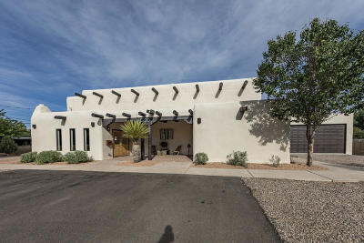 Corrales Single Family Home For Sale: 5220 Corrales Road