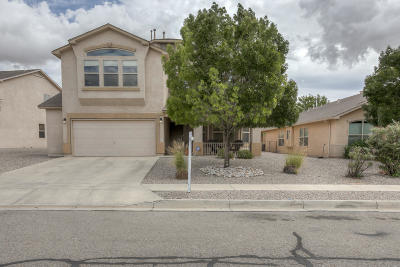 Rio Rancho Single Family Home For Sale: 3420 Shiloh Road NE
