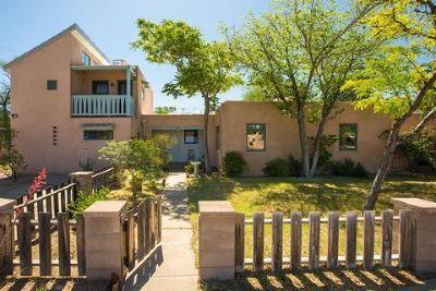 Single Family Home For Sale: 3620 Monte Vista Boulevard NE