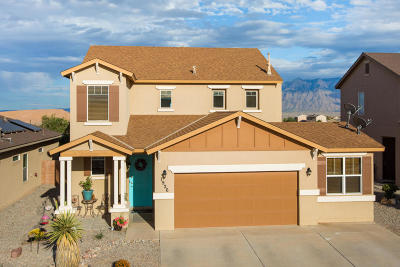 Rio Rancho Single Family Home For Sale: 1926 Buckskin Loop NE
