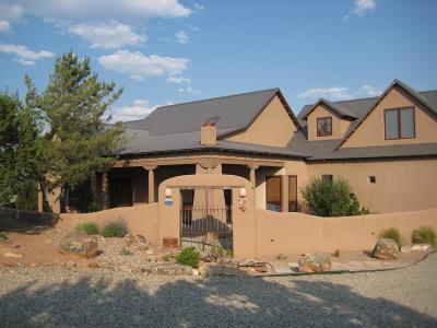 Sandia Park Single Family Home For Sale: 14 Via Entrada