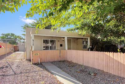 Albuquerque NM Single Family Home For Sale: $173,000