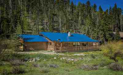 Taos County Single Family Home Active-Price Changed: 19 Valle Verde