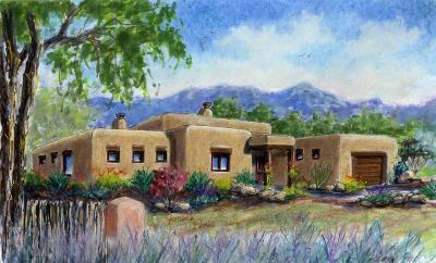 Taos County Single Family Home Active/Under Contract: 4 La Isla Court
