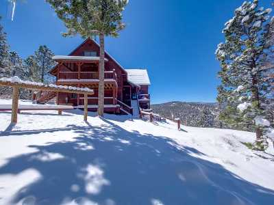 Angel Fire Single Family Home Active-Extended: 217 El Camino Real