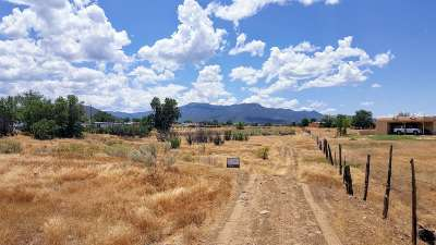 Taos NM Residential Lots & Land Active-Extended: $114,000