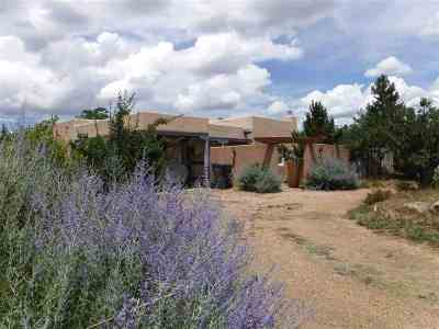 Taos Single Family Home Active/Under Contract: 310 Trapper
