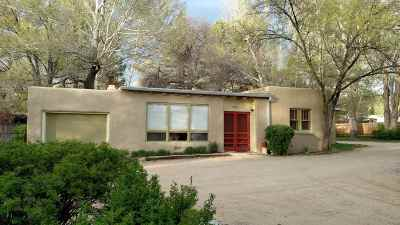 Taos Multi Family Home For Sale: 411 Theodora