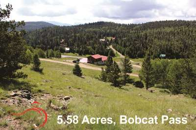 Red River Residential Lots & Land For Sale: Bobcat Pass