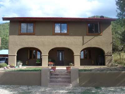 Taos County Single Family Home For Sale: 622 Paseo Del Canon East