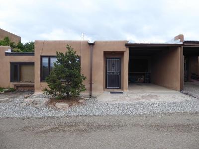 Taos County Condo For Sale: 523 San Geronimo Road