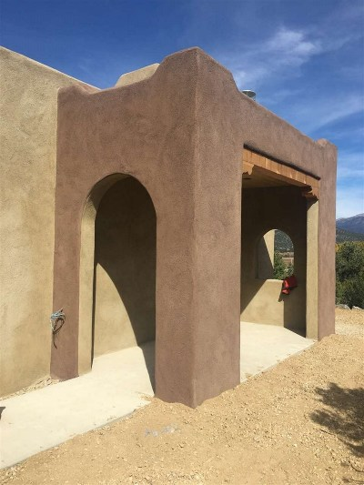 Taos Single Family Home For Sale: #22 Calle Acequia De Madre/County Rd 0056