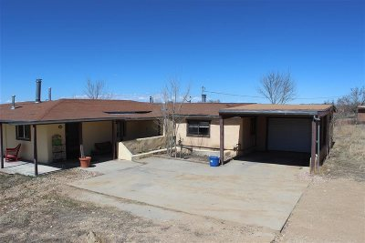 Single Family Home Active/Under Contract: 16-A W Romero Rd.