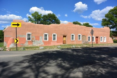 Taos County Single Family Home Active-Price Changed: 749 Ranchitos Road