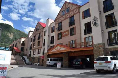 Taos County Condo For Sale: 110 Sutton Place, Unit 301