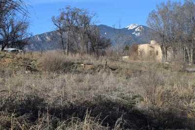 Taos Residential Lots & Land For Sale: 1.03 Ac De Teves Lane