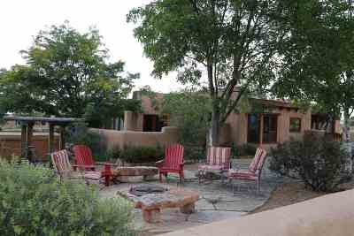 Taos County Single Family Home For Sale: 162 State Road 230