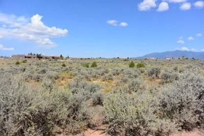 Taos Residential Lots & Land For Sale: Xx Nighthawk Trail