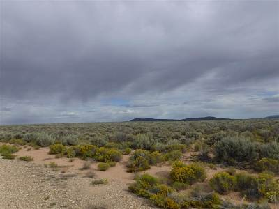 Taos Residential Lots & Land For Sale: Rim Road