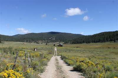 Taos Residential Lots & Land For Sale: Tract A-3 Cinquefoil Lane
