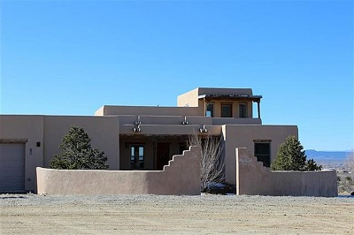 Taos Single Family Home For Sale: 1102 Luz Del Sol
