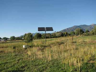Taos Residential Lots & Land For Sale: Range Road