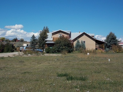 Taos Single Family Home For Sale: 48 Upper Colonias Road