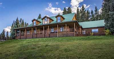 Red River Single Family Home For Sale: 1670 Bobcat Pass