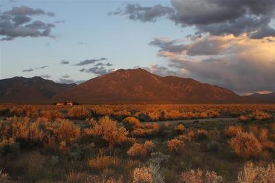 Taos Residential Lots & Land For Sale: Buggy Road