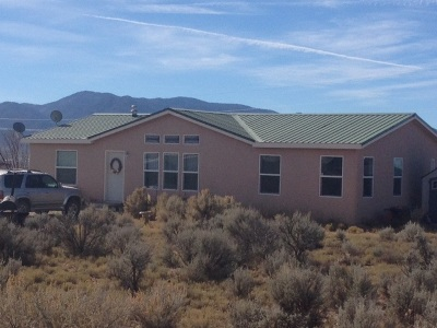 Taos Single Family Home For Sale: 7 Camino Conejito