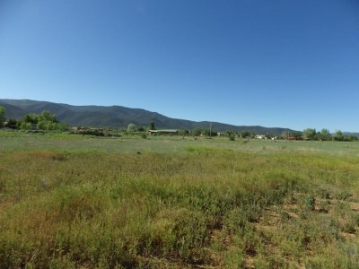 Taos Residential Lots & Land For Sale: . Coca Lane