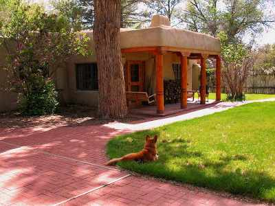 Taos Single Family Home For Sale: 413 Camino De La Placita
