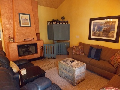 Taos County Condo For Sale: 35 Firehouse Road