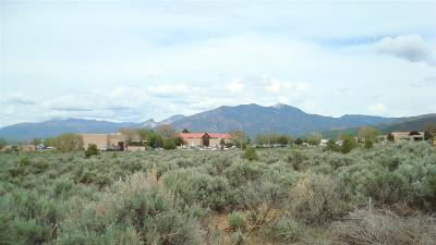 Taos Residential Lots & Land For Sale: Lot 28 Maestas & Abby Rd