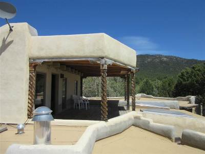 Taos County Single Family Home For Sale: 44 Dutch's Road