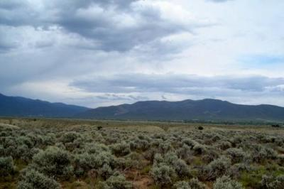Taos Residential Lots & Land For Sale: Hwy 110 Past Taos Country Club
