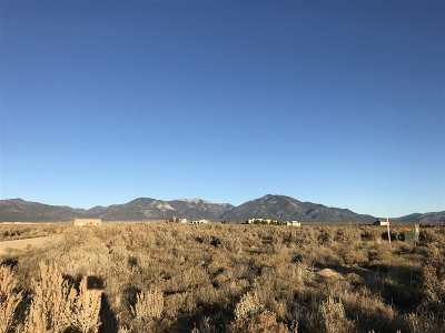 Taos Residential Lots & Land For Sale: Tract 5-A Tune Drive