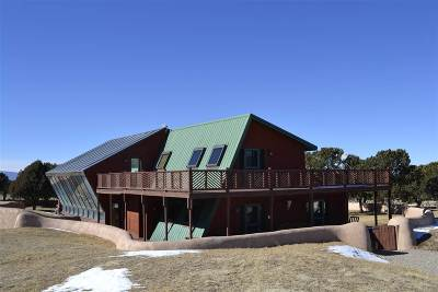 Questa Single Family Home For Sale: 3402 Highway 522