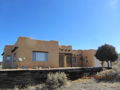 Taos Single Family Home For Sale: 416 Aguirre Lane