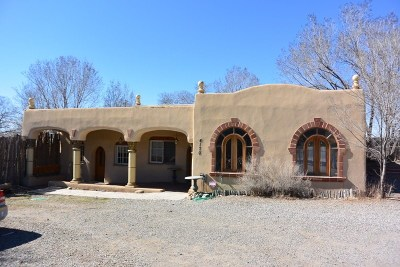 Taos County Multi Family Home For Sale: 4170 Paseo Del Pueblo Sur