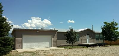 Taos County Single Family Home For Sale: 1154 Francis Road