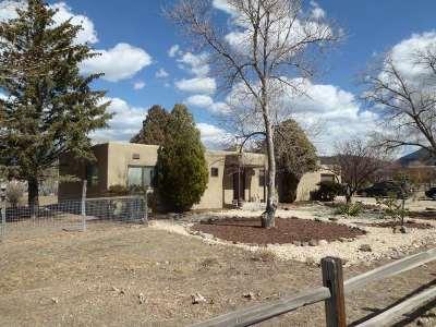 Taos Single Family Home Active-Price Changed: 225 Camino De Santiago