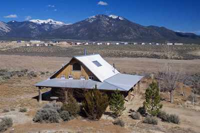 Taos County Single Family Home Active/Under Contract: 4 Camino Cuervo