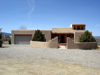 Taos County Single Family Home Active-Price Changed: 1102 Luz Del Sol