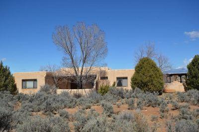 Single Family Home For Sale: 65 Vista Linda