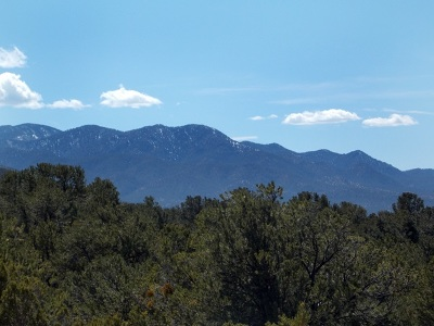 Taos Residential Lots & Land For Sale: Tract 1 Verde Road